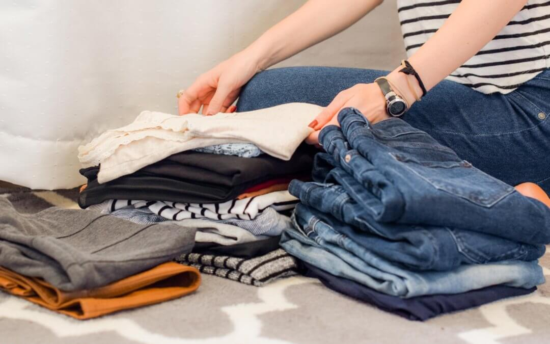 Packing Made Simple: 7 Tips to Pack Clothes for Moving